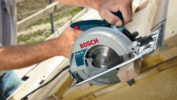 Sega circolare professionale per legno