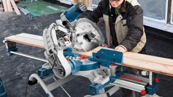 Troncatrice radiale professionale Bosch