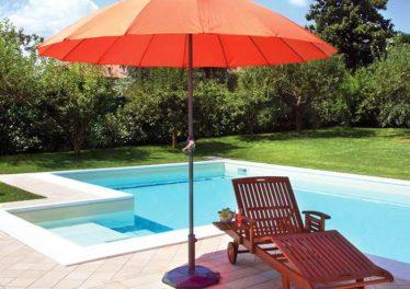 Base per ombrellone da giardino