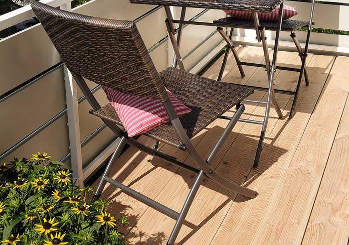 Cerchi un tavolo da terrazzo con sedie i 5 migliori sul for Tavolo e sedie terrazzo