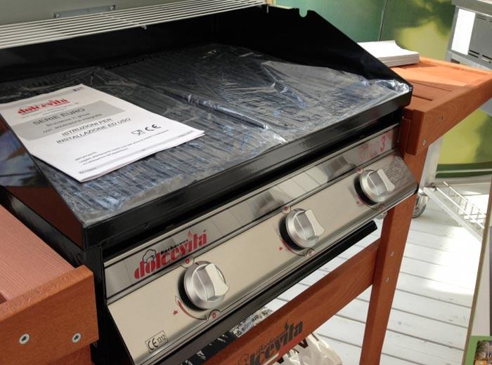 new product 872ed 44b42 Barbecue Dolcevita - Guida all'acquisto con classifica dei ...