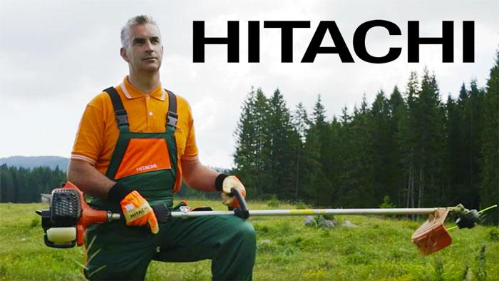 Decespugliatore Hitachi