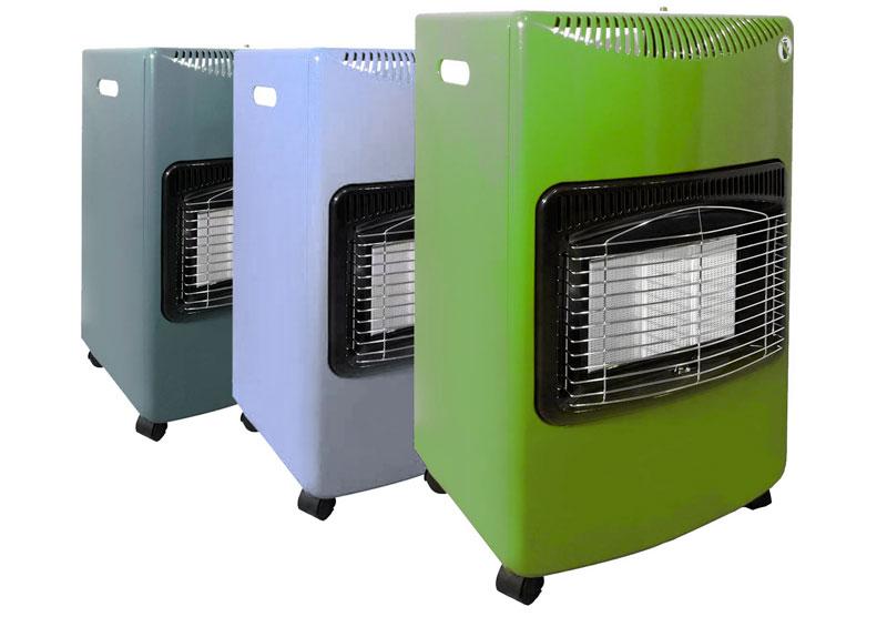 XONE Stufa GPL Potenza: da 1.5kw a 4.1kw Riscaldamento rapido Pressione del Gas 28-30 mbar Risparmio energetico