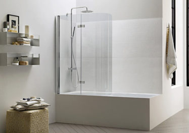 Parete doccia per vasca