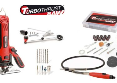 Turbothrust Saw