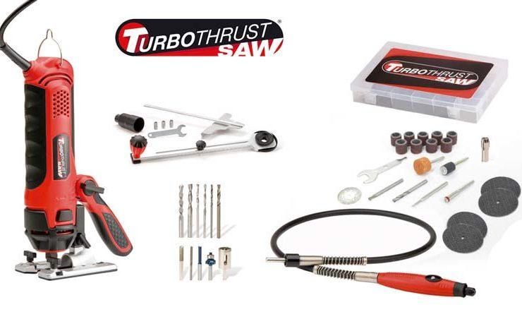 Turbothrust Saw