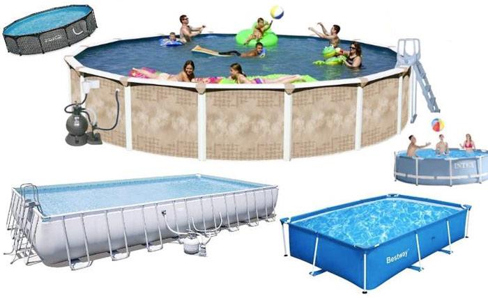 Tipologie di piscina fuoriterra