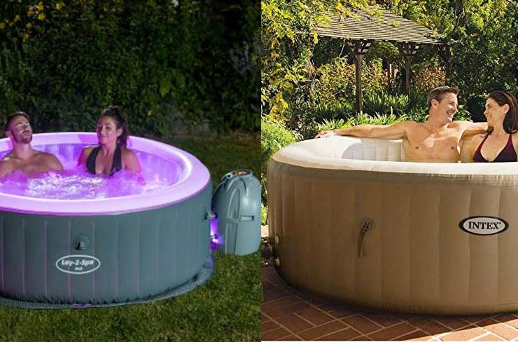 piscinetta idromassaggio