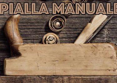 Pialla a mano per legno