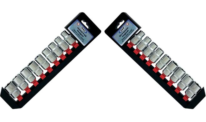 Bussole per chiavi a cricchetto