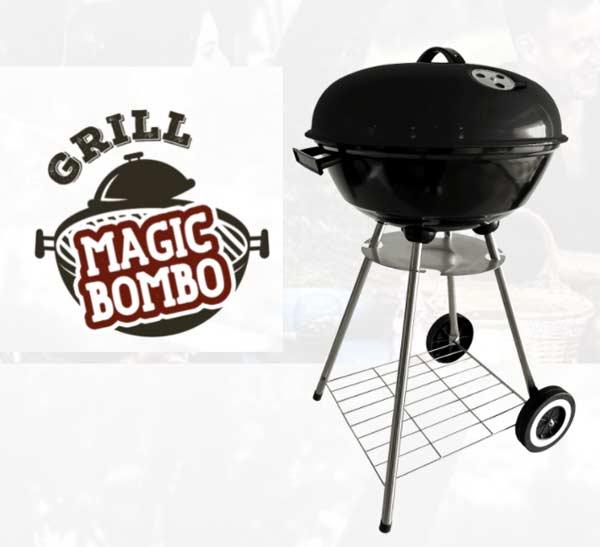 Barbecue da esterno Grill Magic Bombo